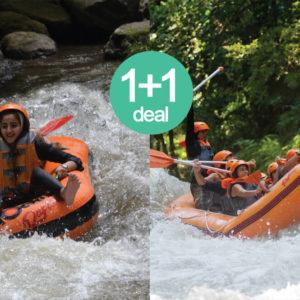 Canyon Tubing + Rafting