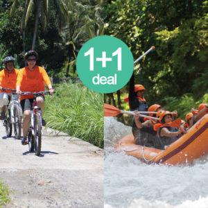Cycling Rafting